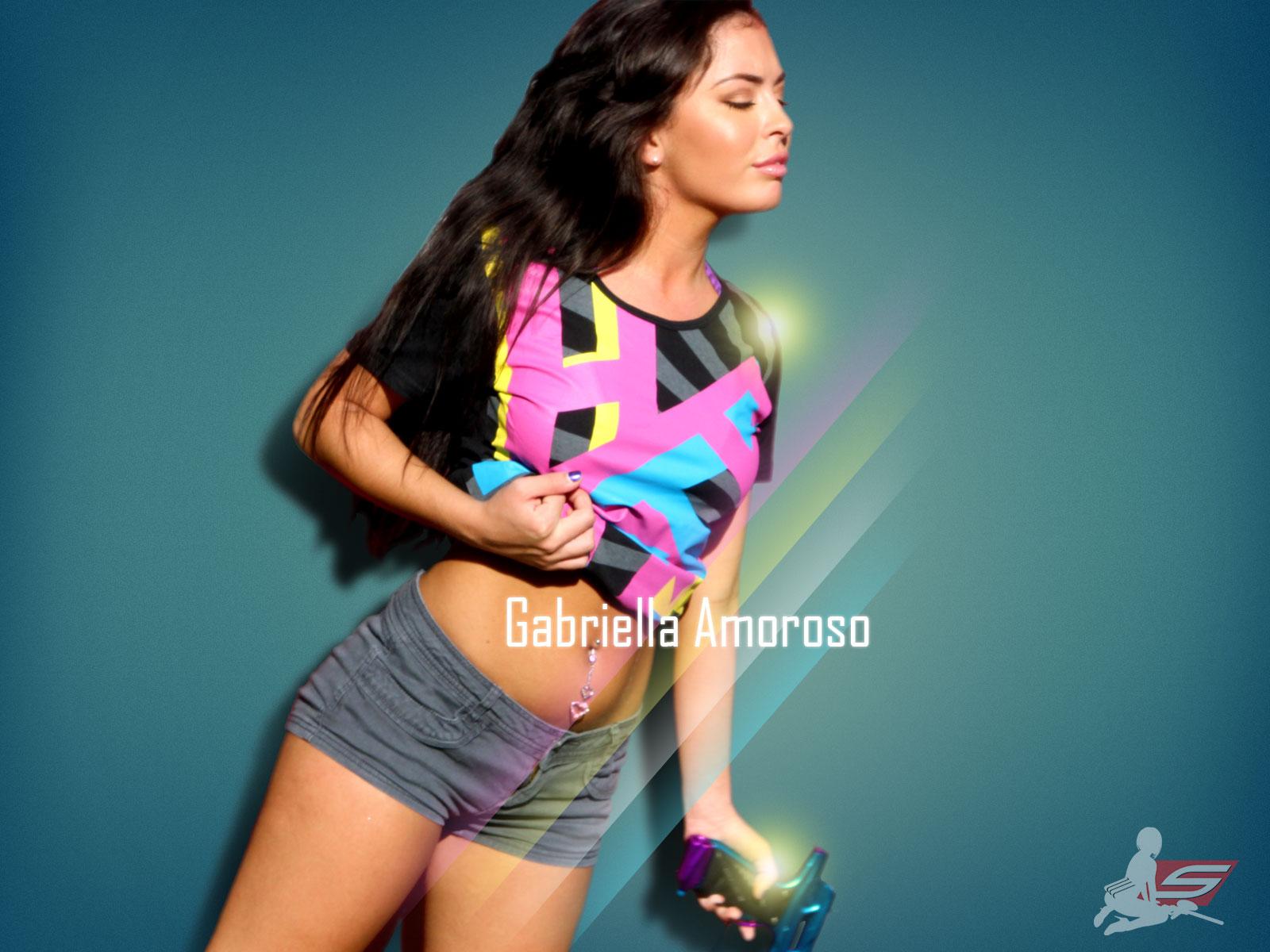 Miss September 2011 – Gabriella Amoroso