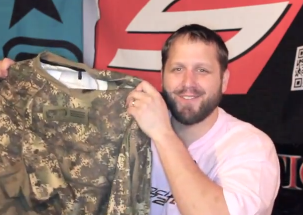 Giveaway – XXXL Planet Eclipse HDE Camo Jersey – Belly Overhang Contest