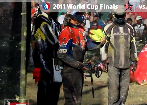 2011 PSP World Cup Finals – Russian Legion vs.Tampa Bay Damage – 35 Mins RAW HD Paintball Match