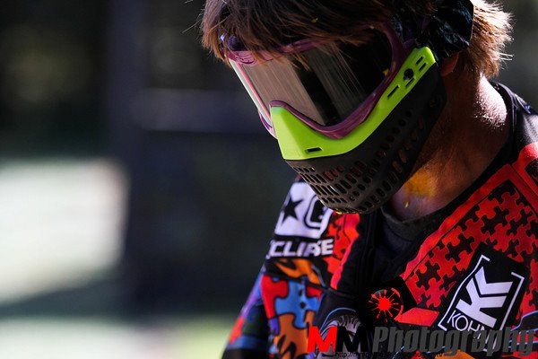 How To Play Paintball: The Masks