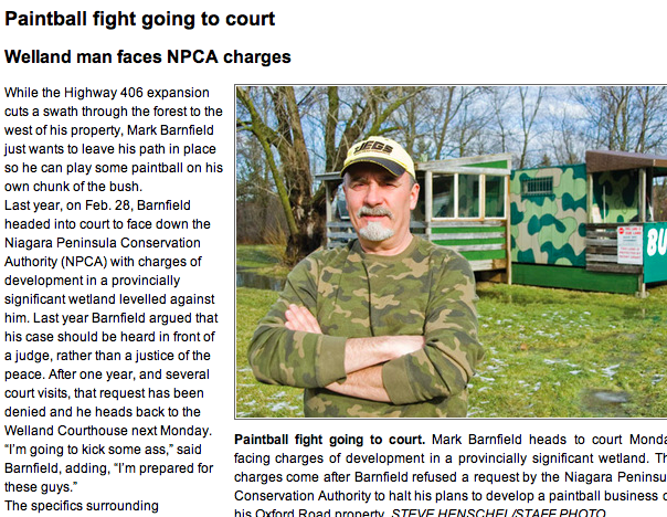 Paintball Fight Going To Court Social Paintball