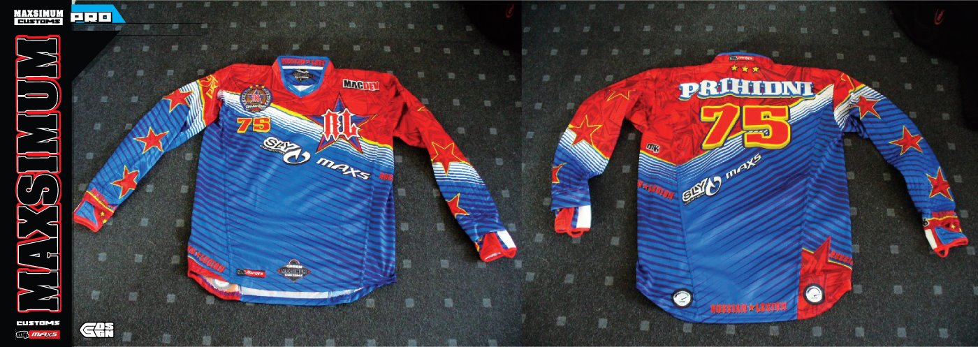 3c370fd57 Exclusive  2012 Russian Legion Paintball Jersey Released - Social ...