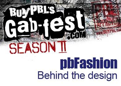 Gab-Fest S2 Episode 1 – PbFashion – Behind the design