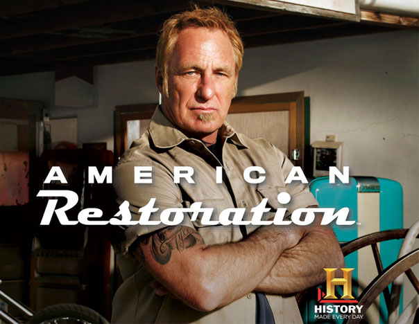 'American Restoration' Reality TV Cast Play Paintball