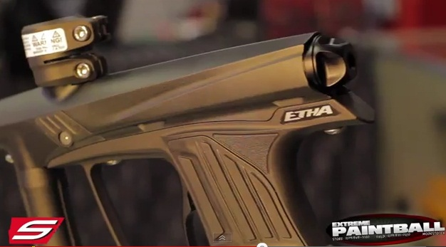Planet Eclipse Etha Paintball Marker Overview