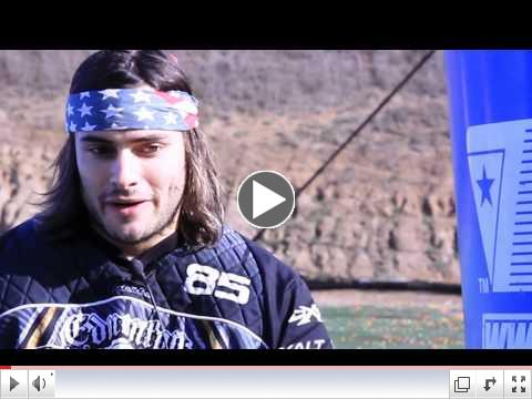 NPPL Launches Paintball Video Series with Ryan Moorehead Episode