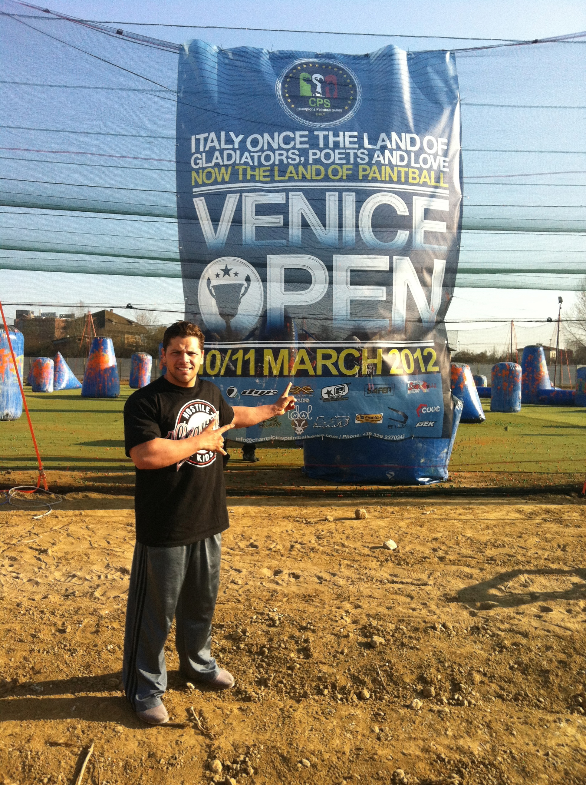 Champions Paintball Series (CPS) Venice Open