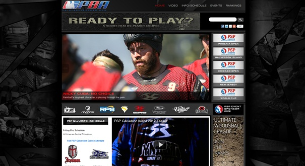 SMP/PSP Launch New Website for Webcast, PaintballAccess.com: Our Overview