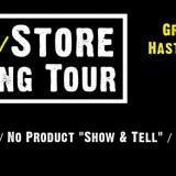Greg Hastings/John Amodea Field/Store Hardcore Training Tour Dates & Locations Set