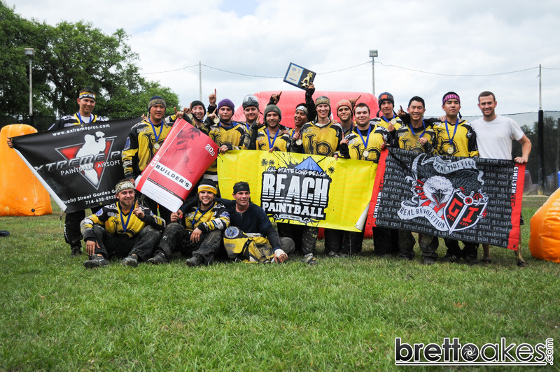 Long Beach defeats Nebraska to Win the 2012 NCPA College Paintball National Championship