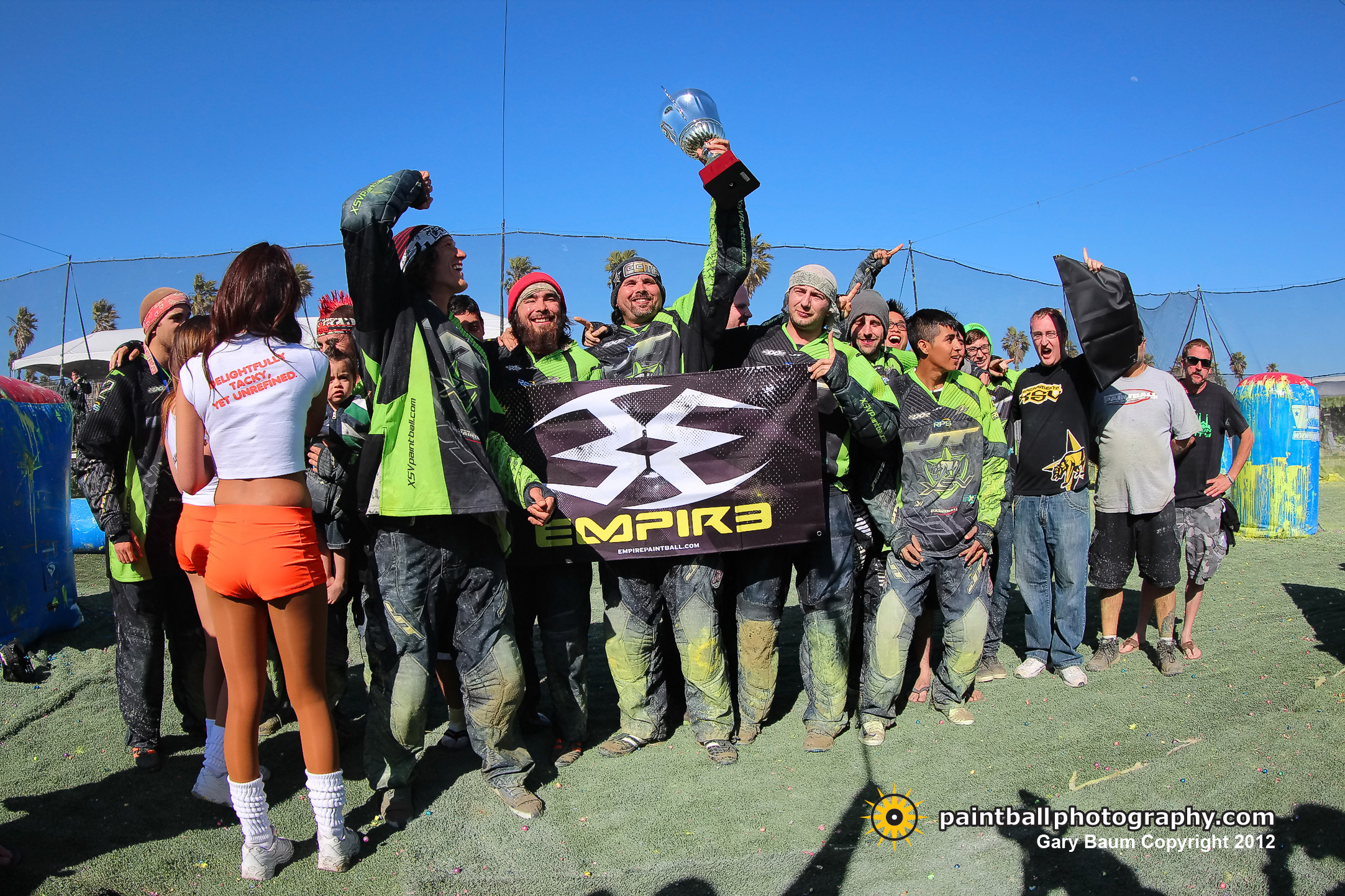 XSV Wins 2012 NPPL Surf City USA Open, Sunday Coverage and Photos
