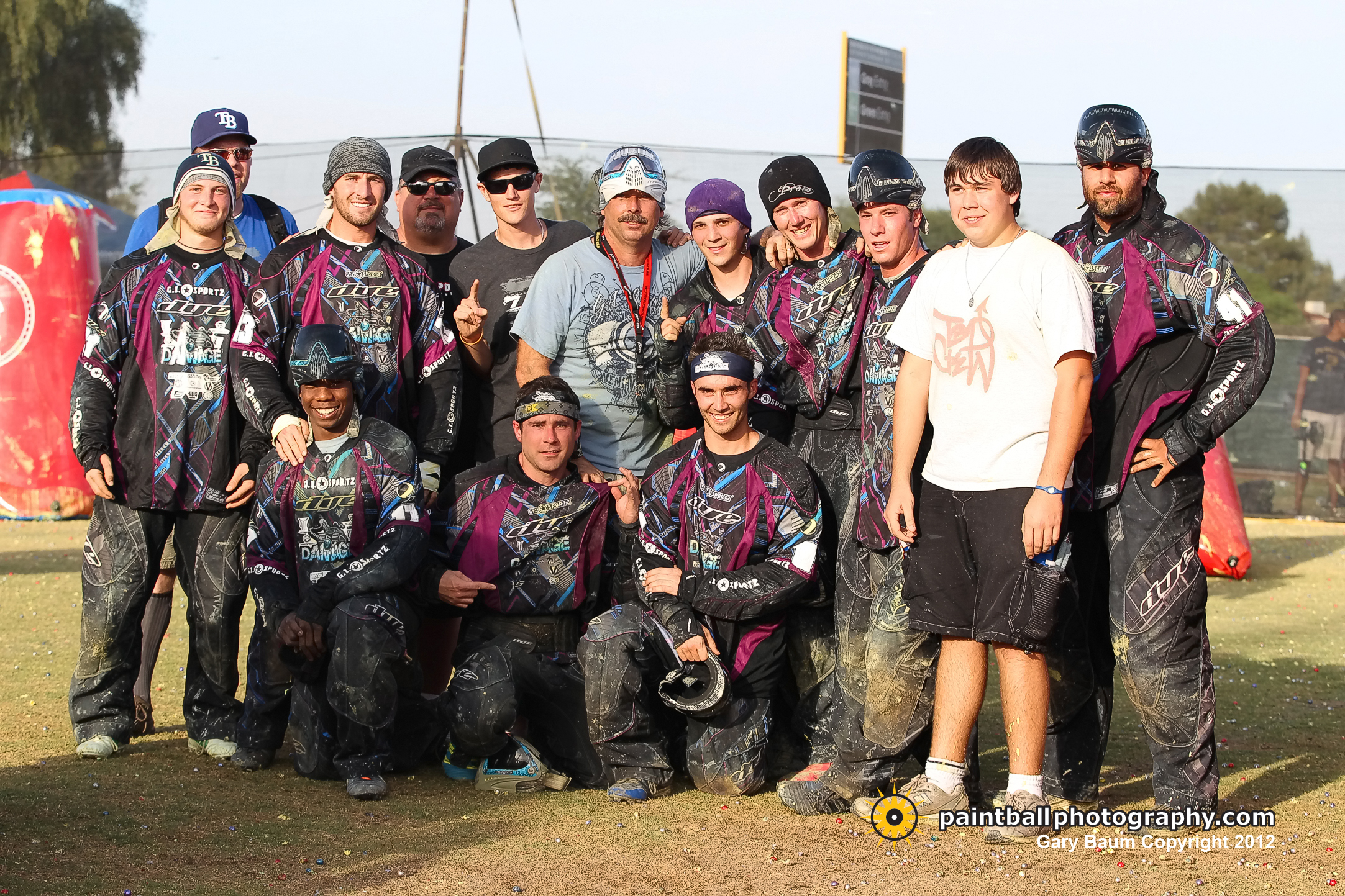 Tampa Bay Damage Defeats Houston Heat to Win the 2012 PSP Galveston Island Open