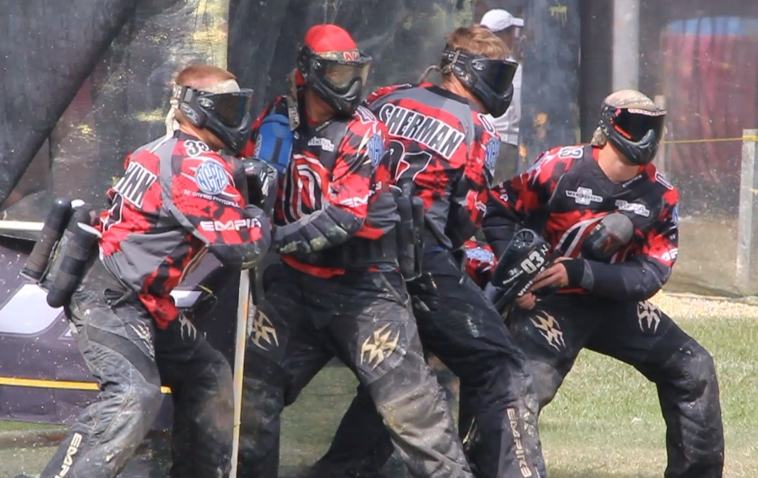 Day 2 And Pre Finals Review 2012 Ncpa College Paintball