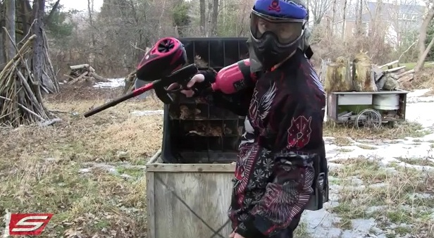 Newb School, Ep. 1: Paintball Snap Shooting Basics