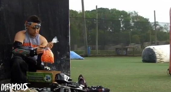Paintball Drill for Chicago NPPL 2012