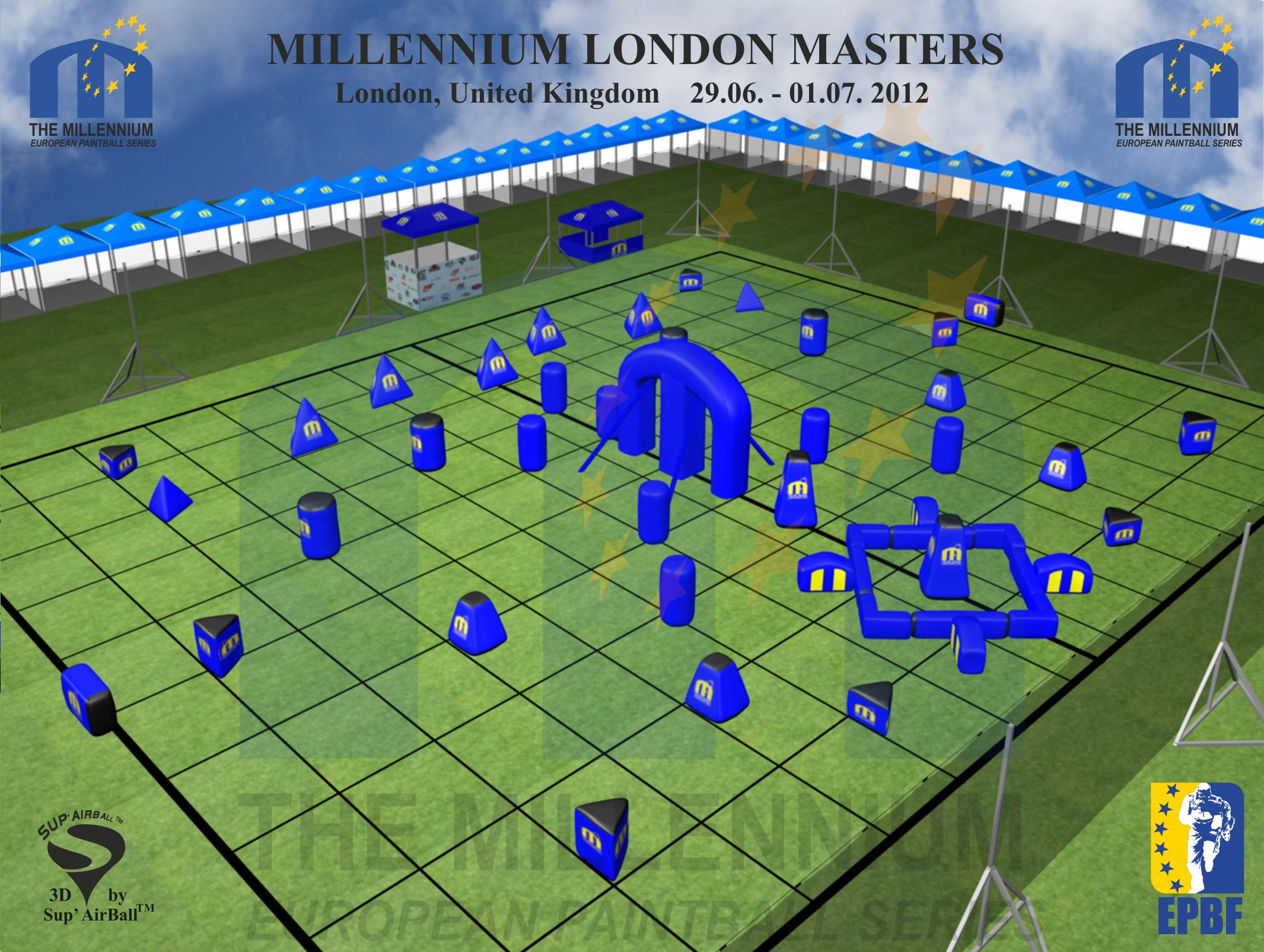 Millennium Series Update: Suspended Players, London Field Layout, and Teaser Video