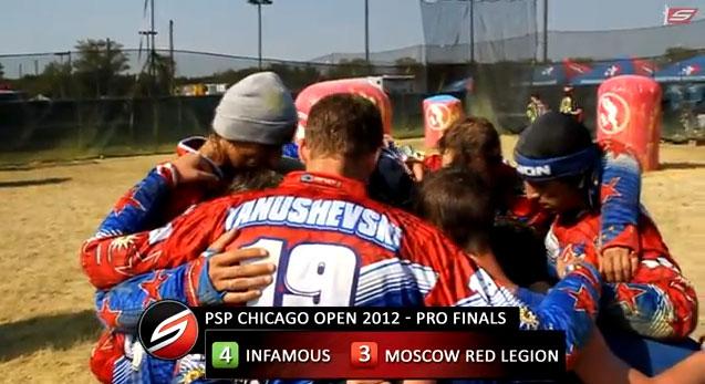 Video: Infamous vs. Russian Legion – Pro Finals – 2012 PSP Chicago Open