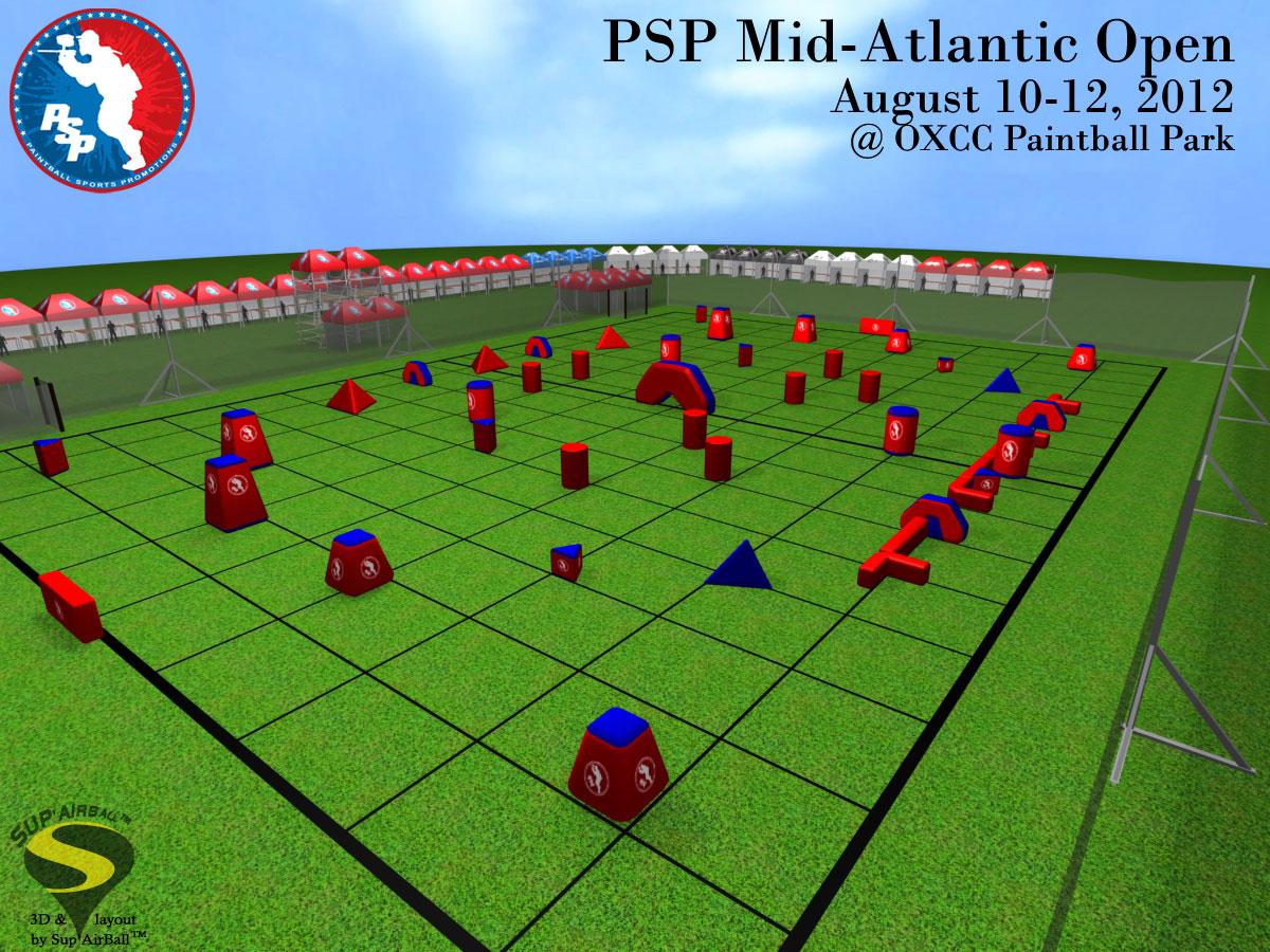 PSP Mid Atlantic Open Layout Rleased!