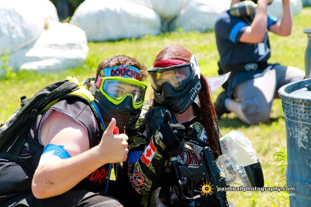 Paintball Has Survived