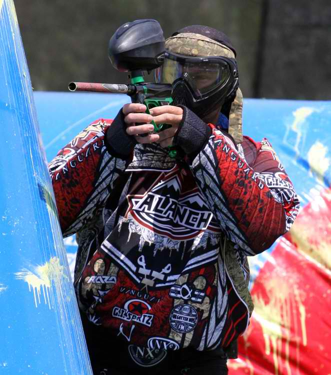 Frank Connell Acquires Vanguard Paintball