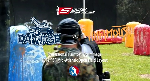 Video: 2012 PSP MAO Pro Scrimmage – Tampa Bay Damage vs. Los Angeles Infamous
