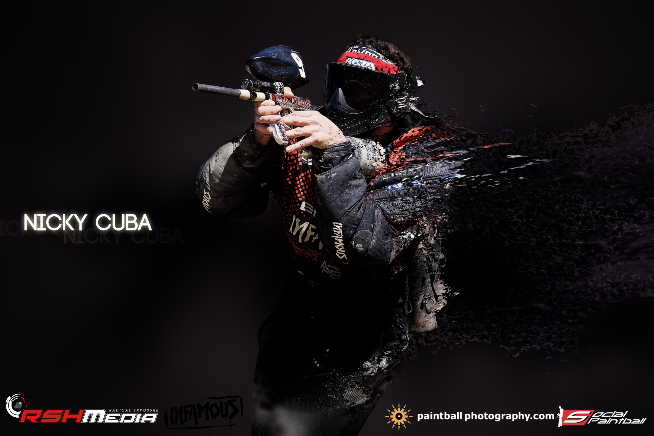 Paintball Legends Series – Nicky Cuba