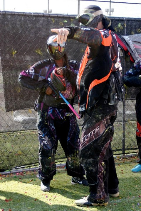 Paxson's Pages: Starting a Paintball Team and Obtaining Sponsorships