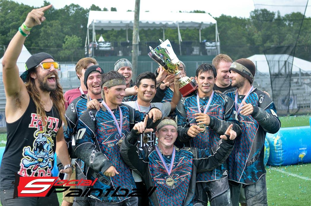 San Antonio X-Factor Wins the 2012 NPPL DC Challenge