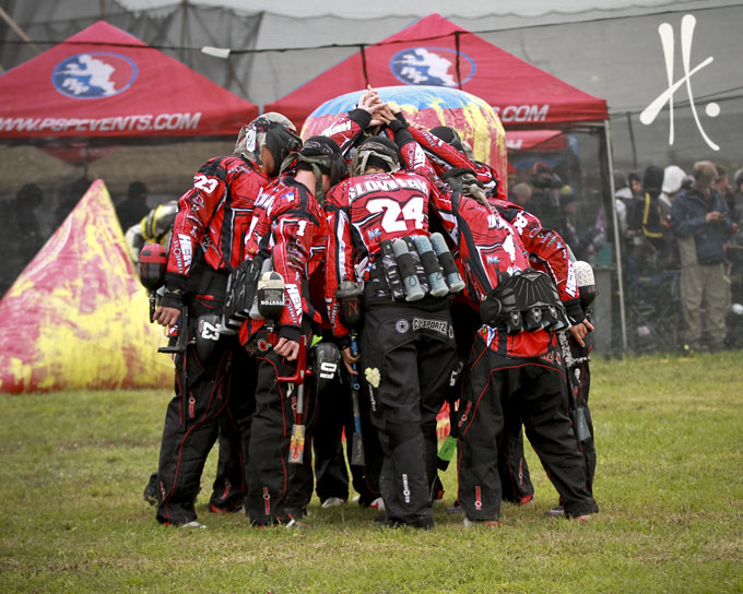 Houston Heat Wins the 2012 PSP World Cup and 2012 PSP Series Titles