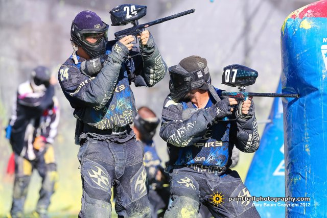 San Diego Dynasty Wins the 2012 NPPL World Paintball Championships