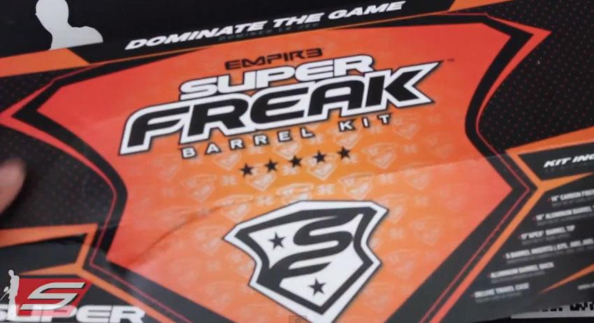 Winner Announced for Empire Super Freak Barrel Kit Giveaway!