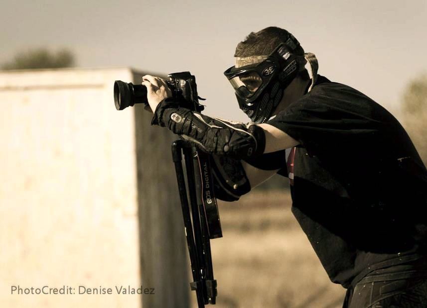 Joel Pitra, Social Paintball