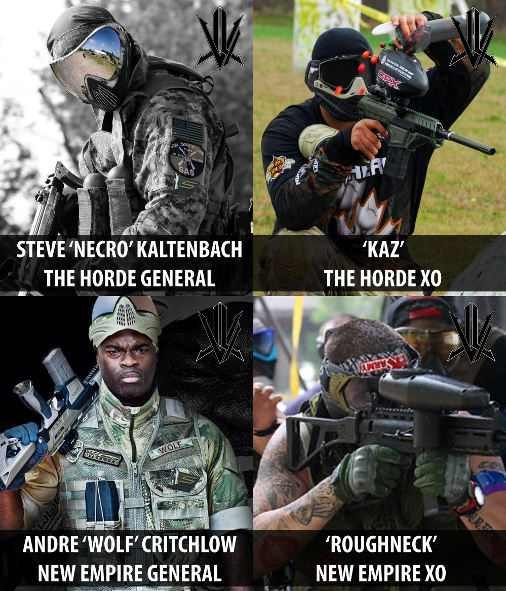 Living Legends 6 Generals Announced