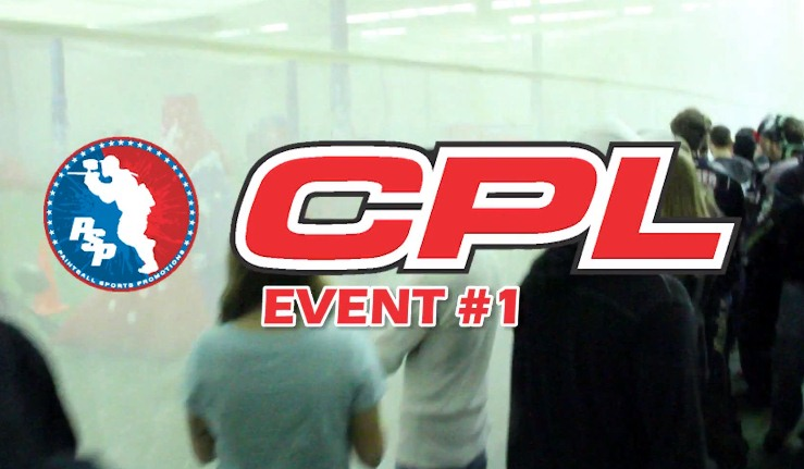 Video: 2013 CPL – Event 1, O'Hare Paintball
