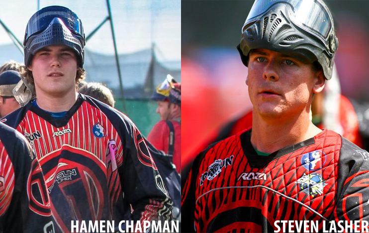 Steven Lasher and Hamen Chapman Back to Trenton Topgun Union!
