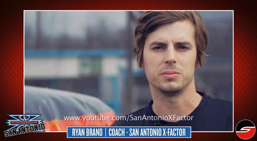 San Antonio X-Factor, Coach Ryan Brand, 2013 Preseason Update