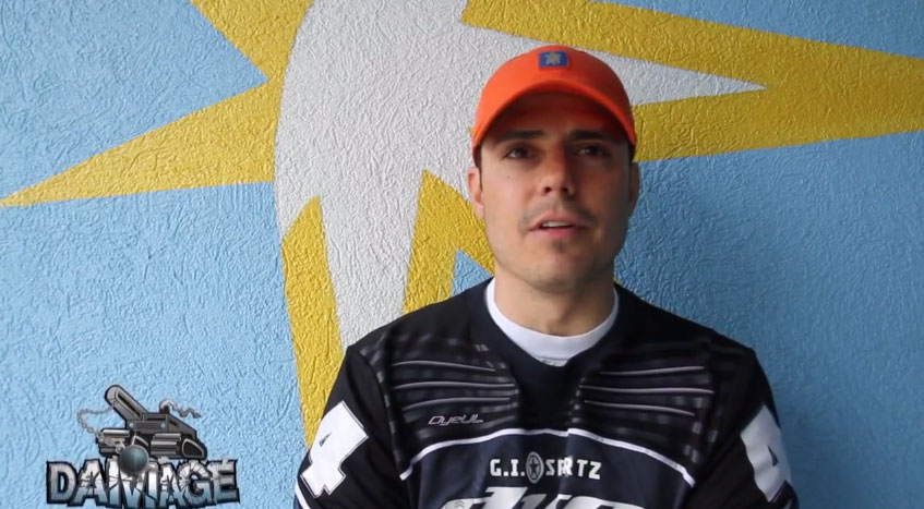 CJ Botsolas, Owner of Tampa Bay Damage 2013 Video Interview