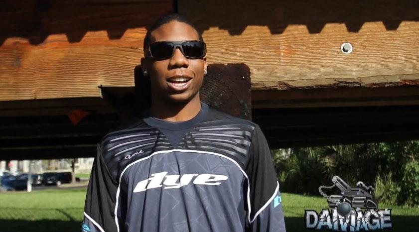 Keith Brown, Tampa Bay Damage 2013 Preseason Video Interview