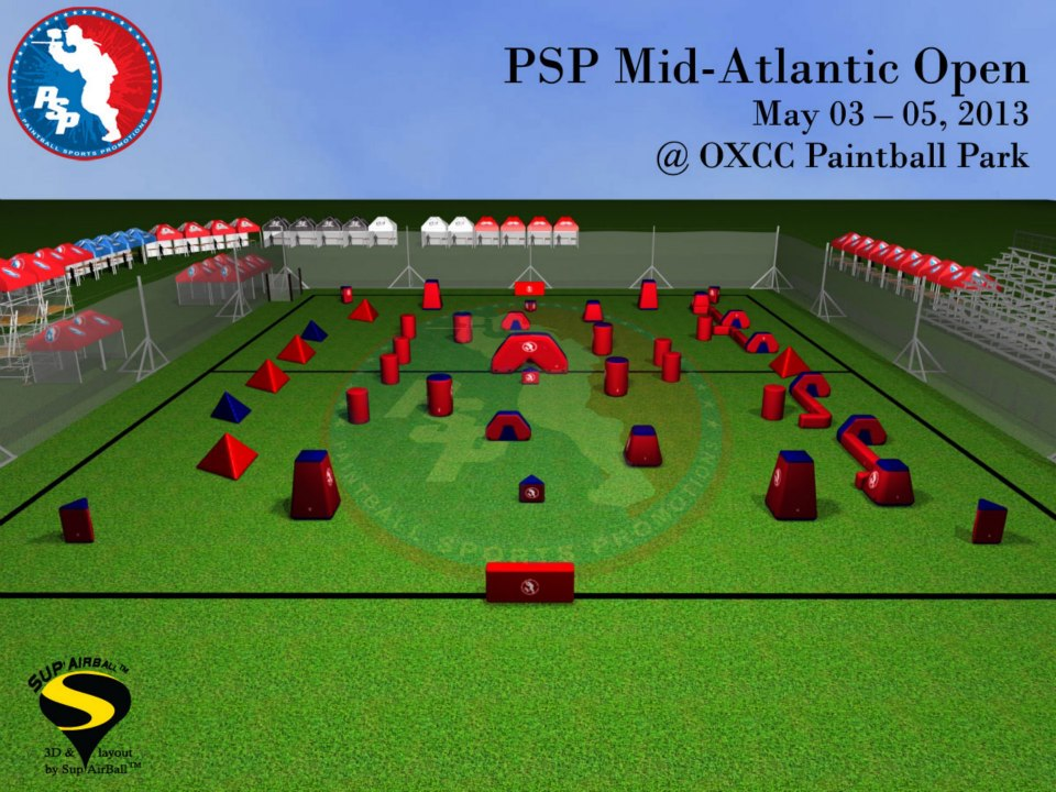 2013 PSP MAO Field Layout Released