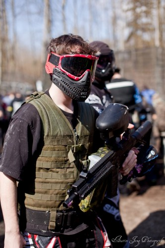 Paintball Dictionary for Parents