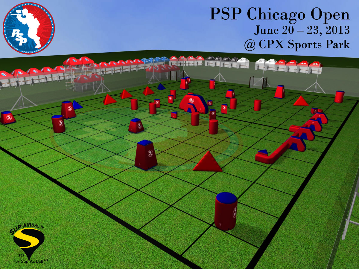 2013 PSP Chicago Open Field Layout Released