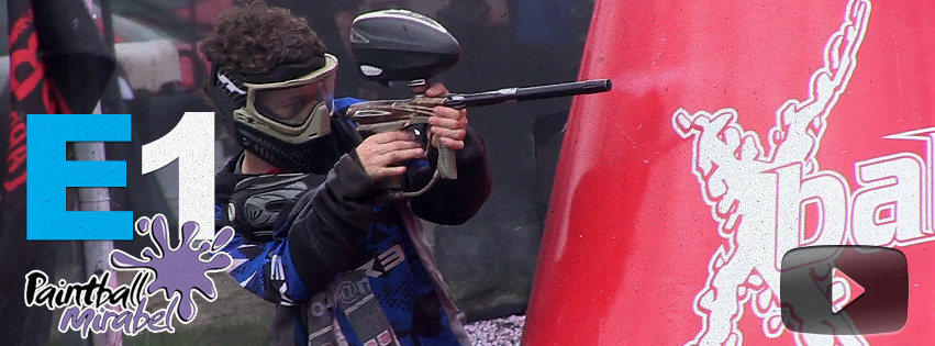 Video: CXBL's RXL RT5 CX4 Highlights 2013 At Mirabel Paintball