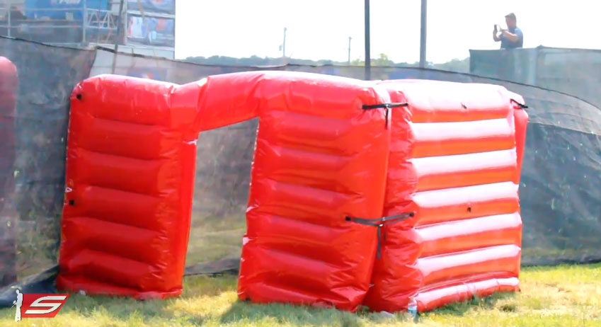 "PSP Introduces New Pro Field ""Fort"" Penalty Box (Video)"