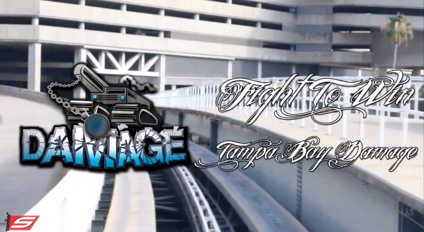 Video: Tampa Bay Damage's Fight To Win at 2013 PSP Chicago Open