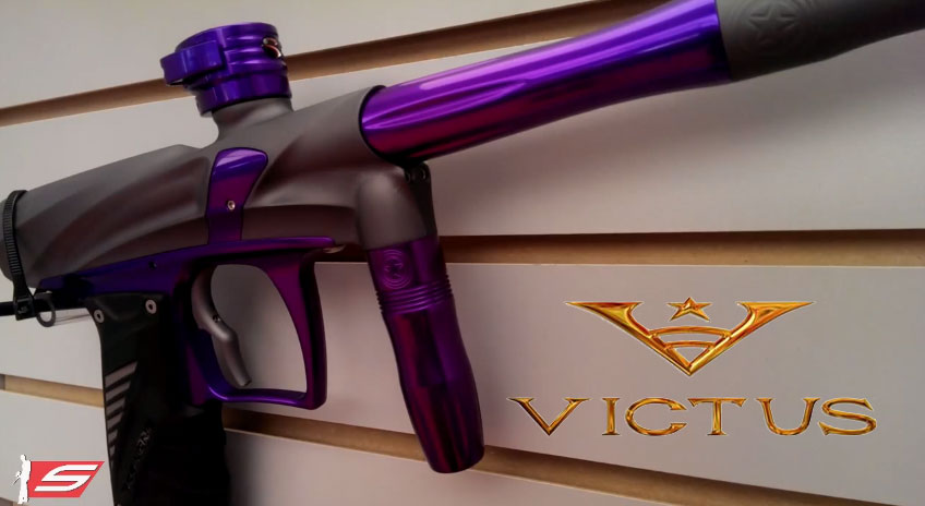 Video: G.I. Sportz Victus Paintball Gun by Bob Long Technologies