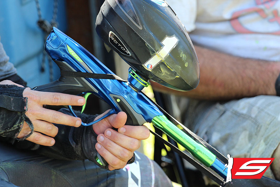 Exclusive First Look: Dye DM14 Paintball Gun, Video and Photos