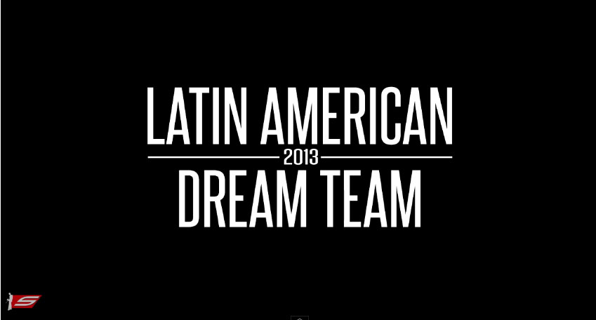 Official Teaser | The 2013 Latin American Dream Team Documentary