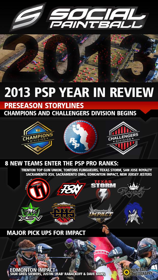 2013 PSP Year in Review Infographic