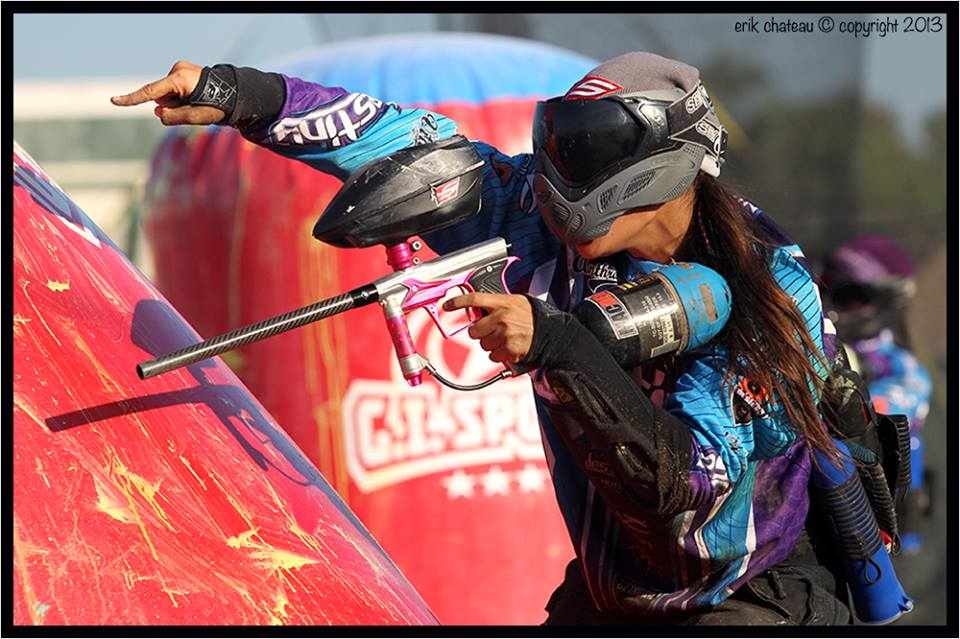 World Cup 2013. No, Not Soccer. Paintball!
