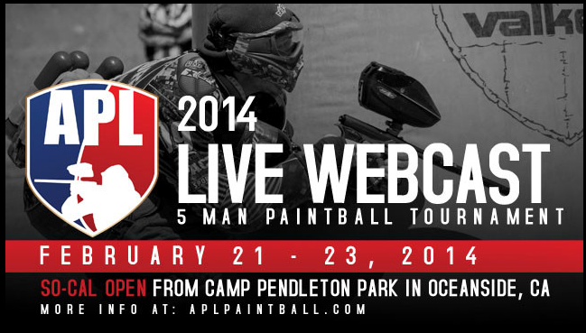 The 2014 APL SoCal Open Webcast Hub is Live